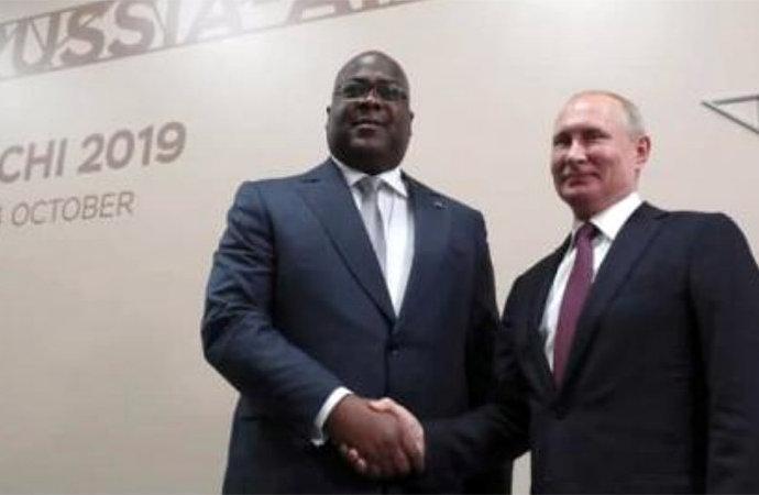 Afrique : Poutine annonce ses ambitions