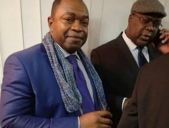RDCongo : un collaborateur du président Tshisekedi en prison