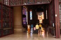 La basilique est clinatisée... / The basilica has the air conditioning...