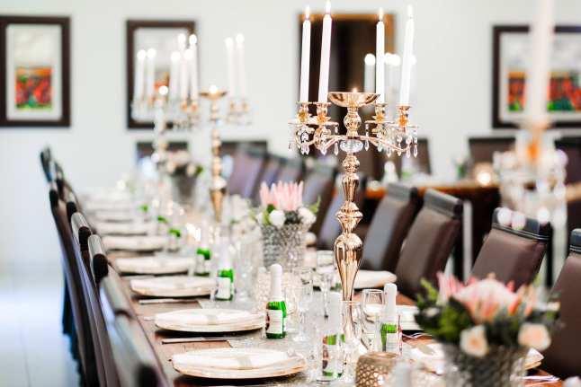elegant wedding venue east rand