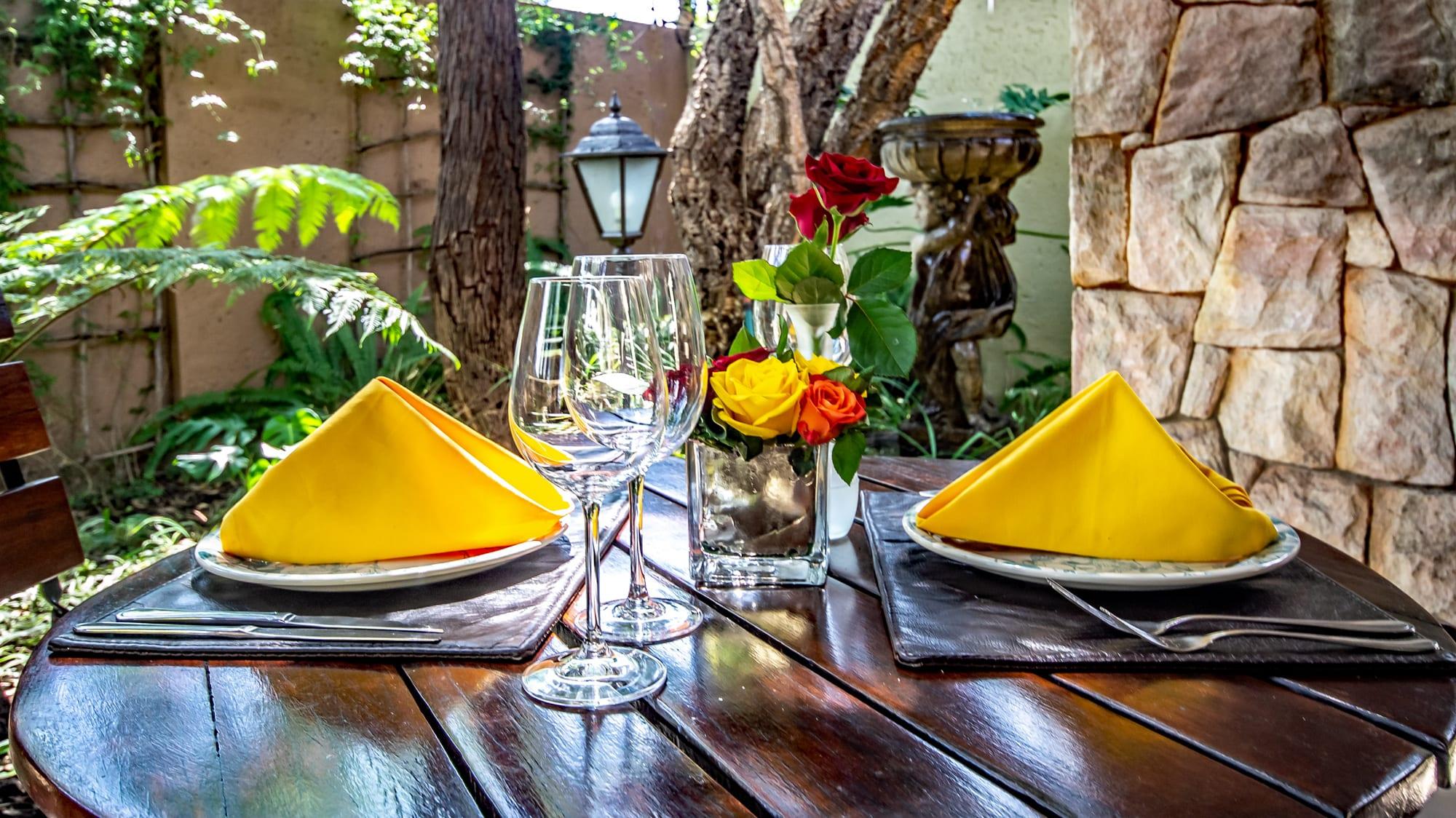 boksburg restaurant east rand