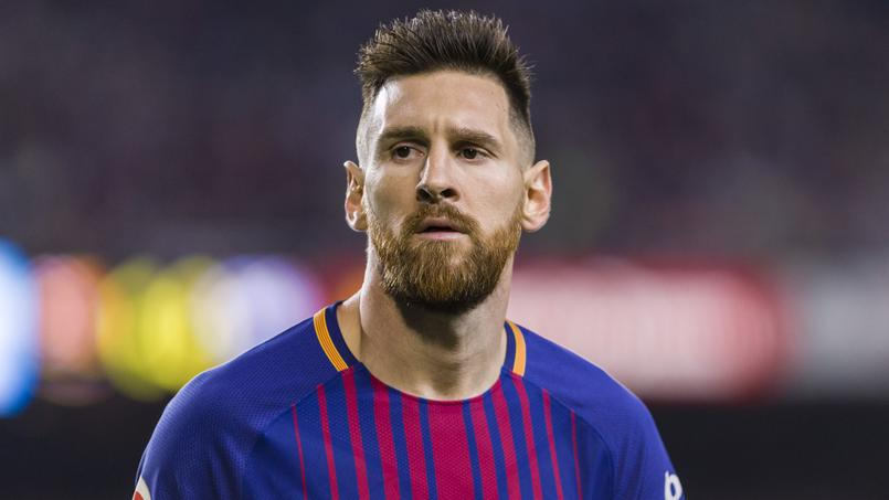 Catalogne Messi Libr De Son Contrat Au FC Barcelone En