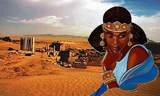 La Reine de Saba, ou Sheba: Grande Reine d'Afrique