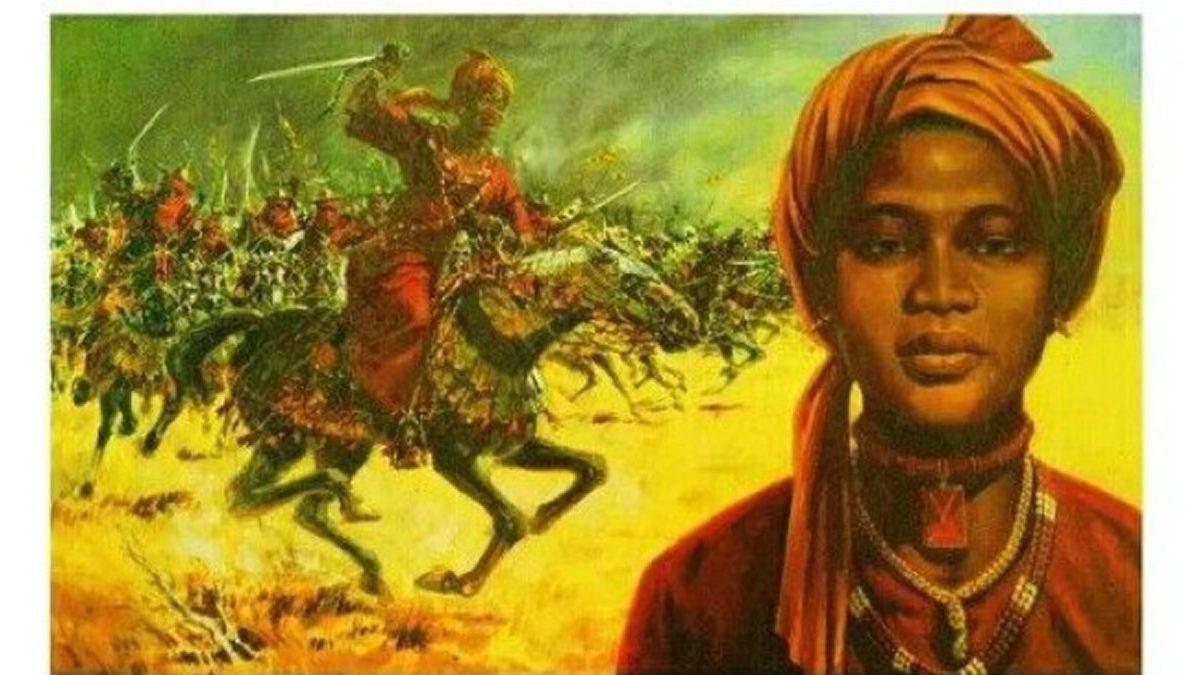 Amina de Zaria – La Reine Guerrière