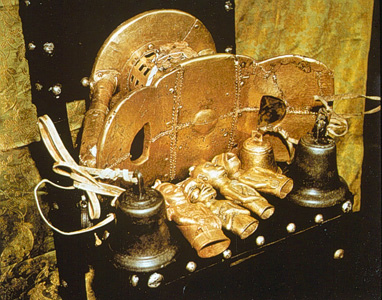 Tabouret d'Or des Ashanti