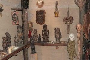 Chambre secrète de Soumaoro Kanté