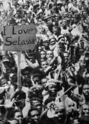 Hailé Sélassié 1er en Jamaïque