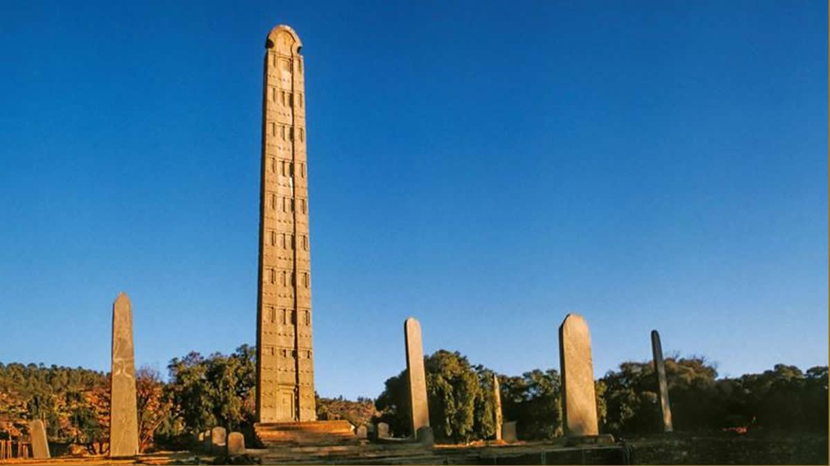 Le Royaume d'Aksoum, l'historique Etat Africain