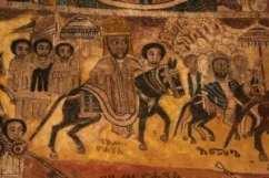 Roi Zoscales du Royaume d'Aksoum
