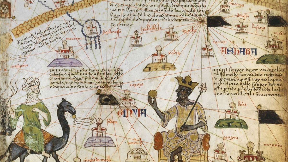L'Empire du Mali ou Empire Manding