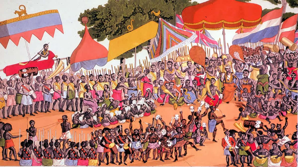 Empire Ashanti – Grand Empire d'Afrique de l'Ouest