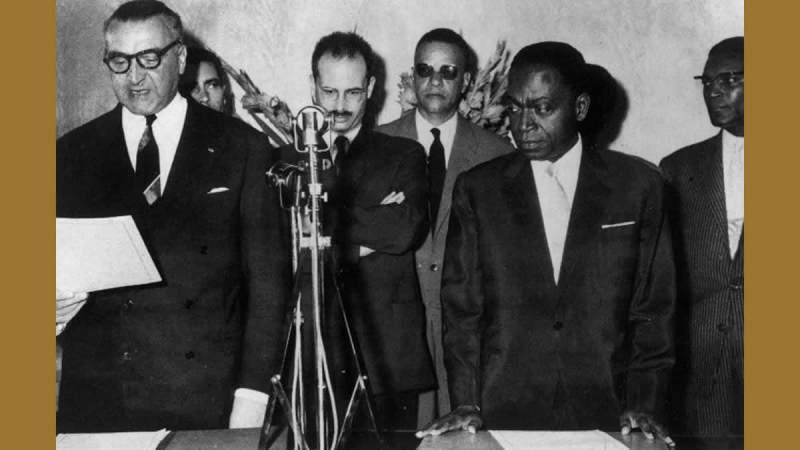 Félix Houphouët-Boigny – Discours de l'indépendance de la Côte d'Ivoire, le 7 août 1960