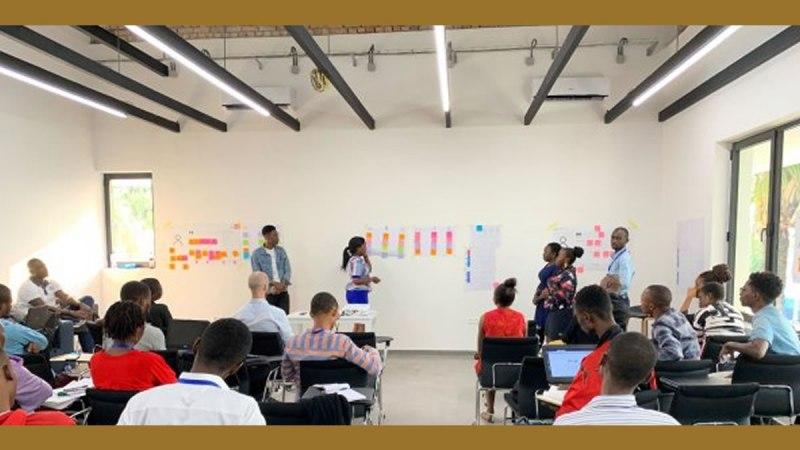 Kinshasa Digital Academy: une école pour les codeurs à Kinshasa