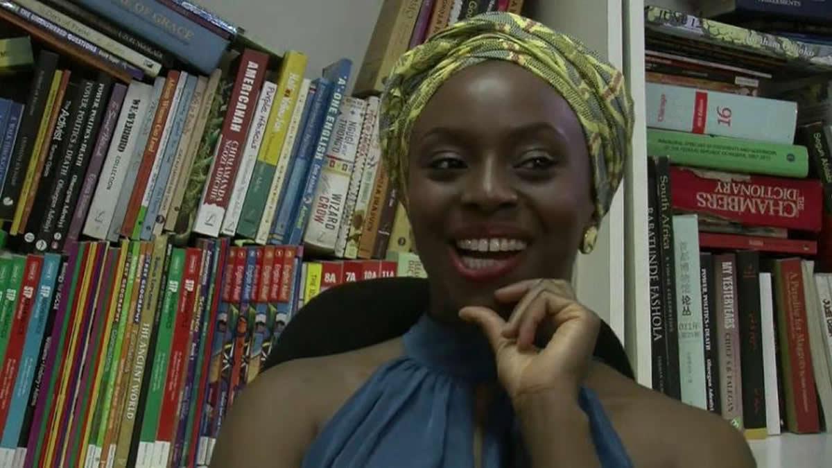 La nigériane Chimamanda Adichie une nouvelle fois récompensée
