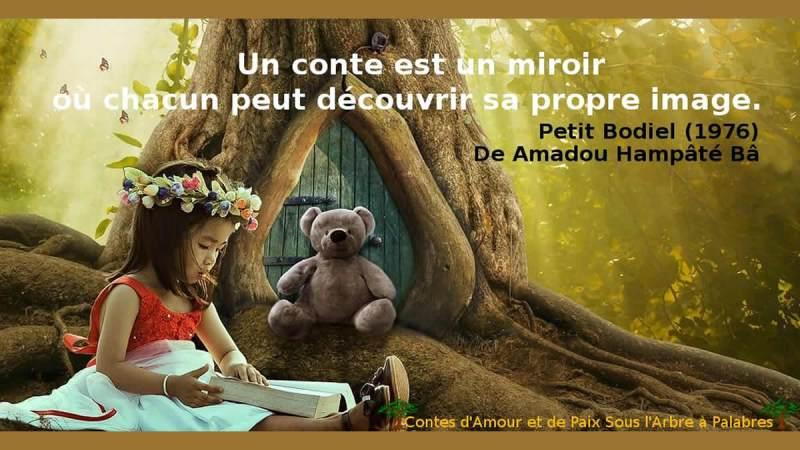 Petit Bodiel (1976) de Amadou Hampâté Bâ