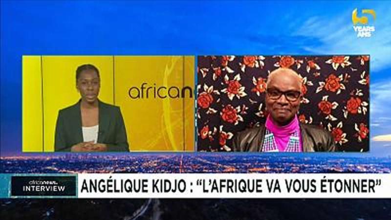 Angelique kidjo - Afrique va vous etonner2