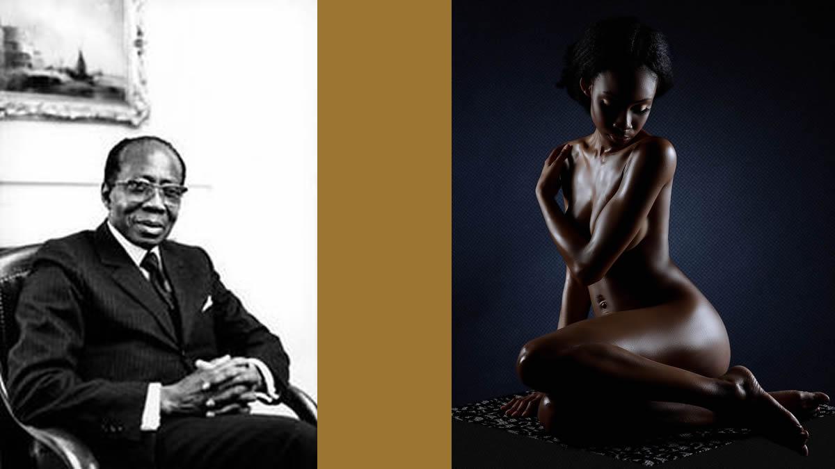 Femme noire par Léopold Sédar Senghor