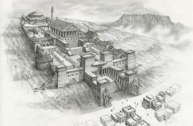 Egypte - Bibliothèque d'Alexandrie