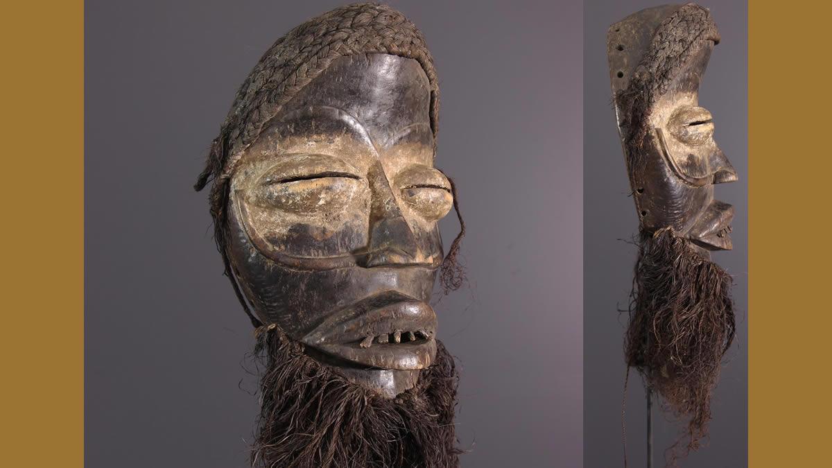 Tradition d'Afrique – L'origine des masques Wobé