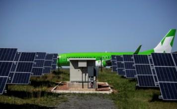 Aéroport vert