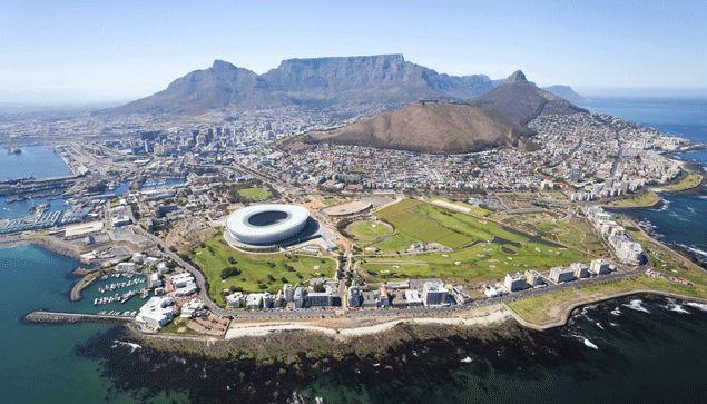 Pays riches : Afrique du Sud