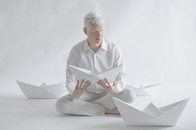 Albinos : concours de beauté