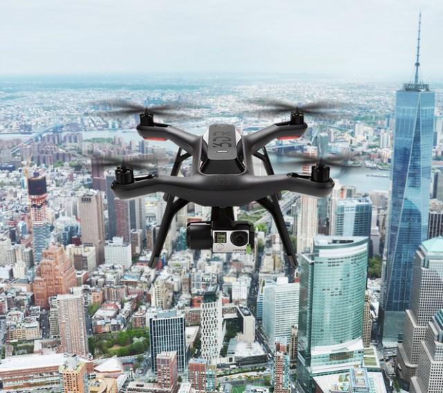 drone et procédures administratives