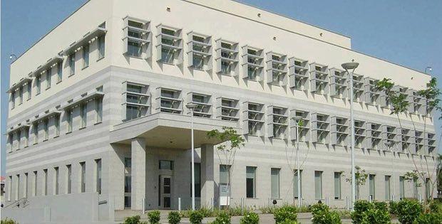 Photo de la vrai ambassade américaine au Ghana