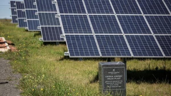 Afrique du Sud : Un aéroport qui tourne uniquement à l'énergie solaire