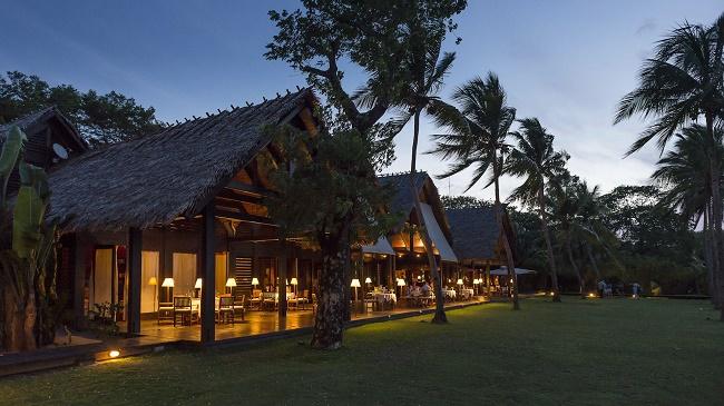 L'hôtel Lodge d'Anjajavy