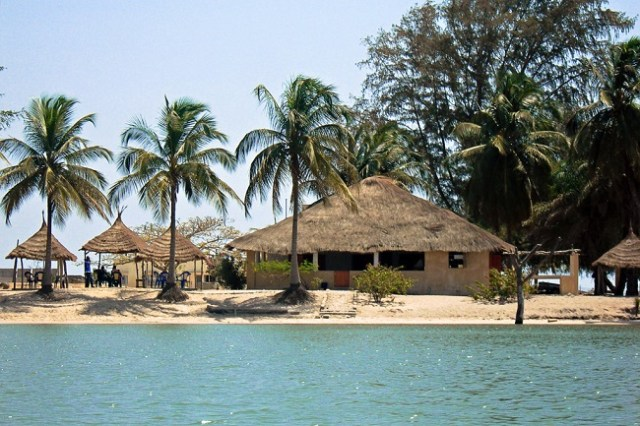 Village typique de Casamance