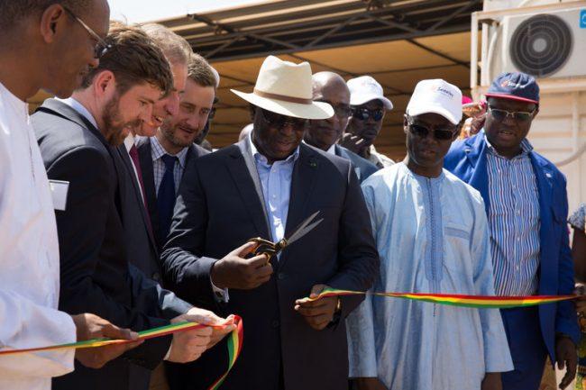 énergie solaire au Sénégal