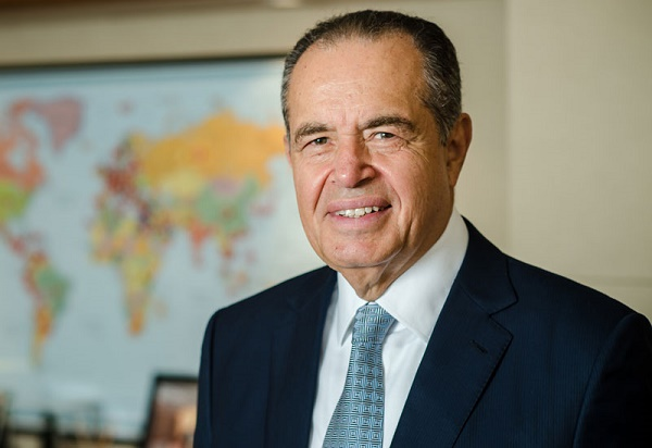 Mohamed Mansour (Égypte) 3,1 milliards de dollars