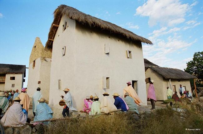 Madagascar : Projet de musée des traditions du Betsileo