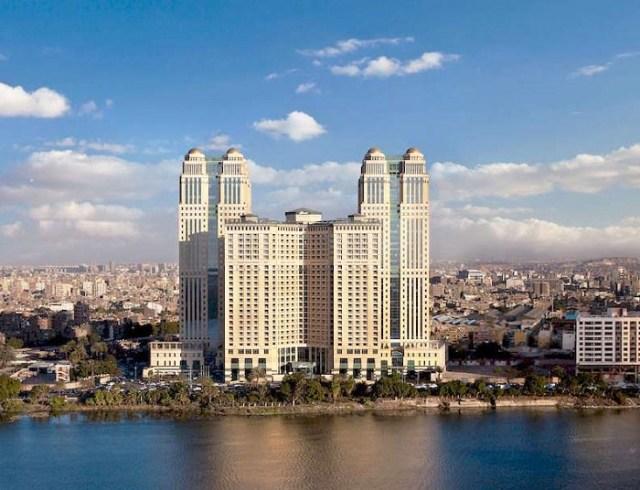 Hôtel Fairmont cité du Nil