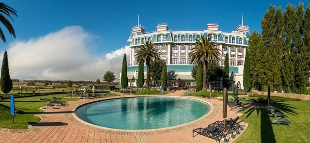 Afrique du Sud : Graceland Hôtel Casino et Country Club