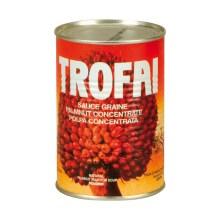 Sauce graine: pulpe de fruits de palmier à huile