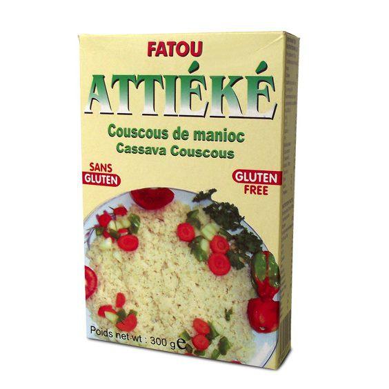 Attiéké - Fatou #Afritibi