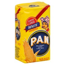 Farine de maïs jaune précuite sans gluten