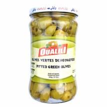 Oualili - Olives Vertes Denoyautees