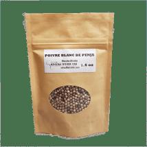 Poivre Blanc de Penja: poivre des oiseaux
