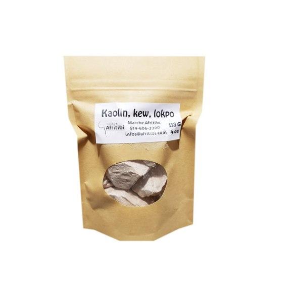 Argile blanche (kaolin) alimentaire