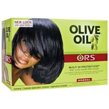 Défrisant sans soude à l'huile d'olive  - ORS