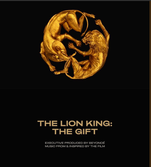 beyonce lion king album