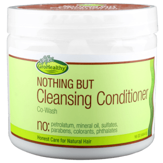 Sof'n Free GroHealthy Nothing But Cleansing Conditioner 454g
