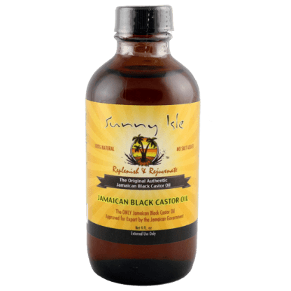 Sunny Isle Jamaican Black Castor Oil 118ml