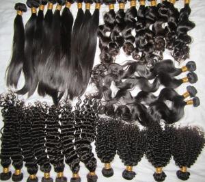 European Human Hair Weaves