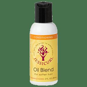 Jessicurl Oil Blend for Softer Hair 59ml