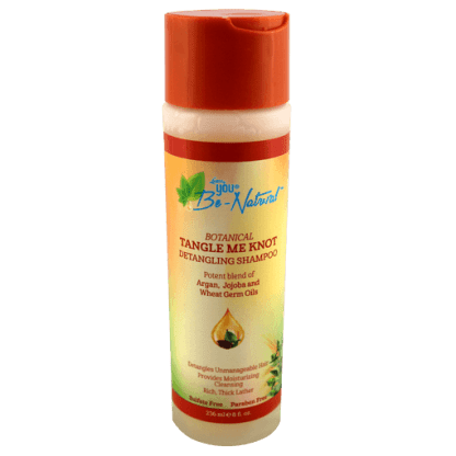 Be Natural Tangle Me Knot Detangling Shampoo 236ml