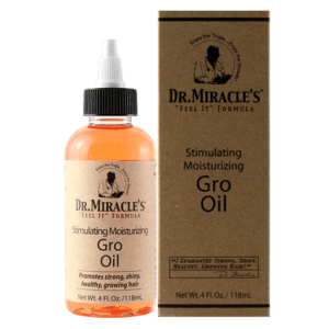 Dr. Miracles Stimulating Moisturizing Gro Oil 118ml